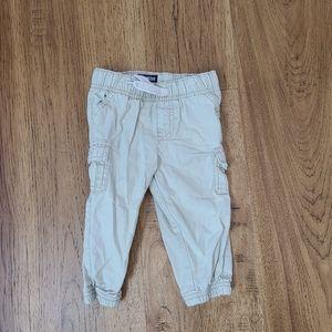 4/$20 OshKosh cargo pants